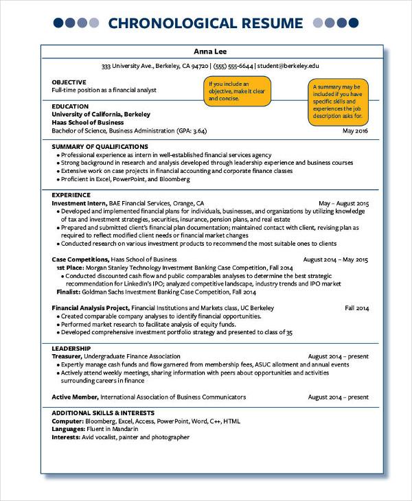 resume harvard pdf