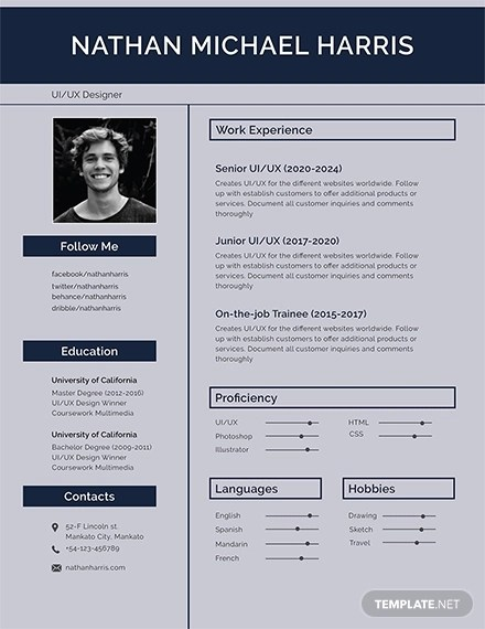 resume templates publisher - Pinarkubkireklamowe