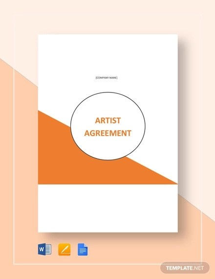 7+ Artist Performance Contract Template - Word, PDF, Docs Examples