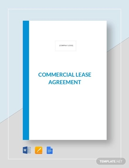 19+ Commercial Lease Agreement Examples - PDF, Word Examples