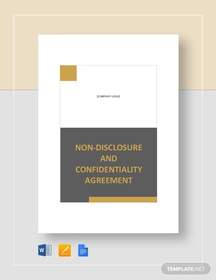 11+ Financial Confidentiality Agreement Examples - PDF, Word Examples