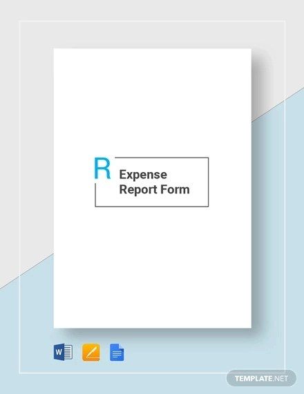 30+ Expense Report Examples  Samples - PDF, Word Examples