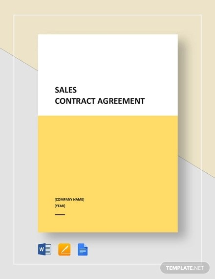 21+ Sales Agreement Examples  Samples - Word, PDF Examples