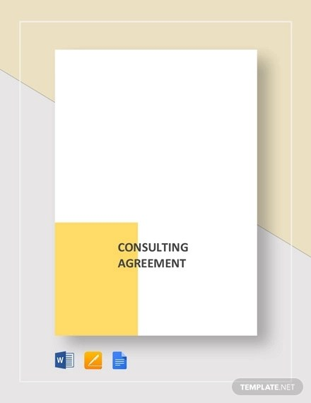 24+ Consulting Agreement Examples - PDF, DOC Examples