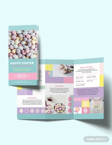 15+ Easter Brochure Examples  Templates Download Now Examples