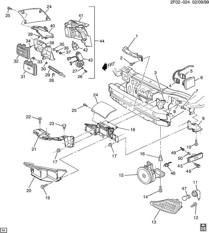 1998 firebird wiring diagrams