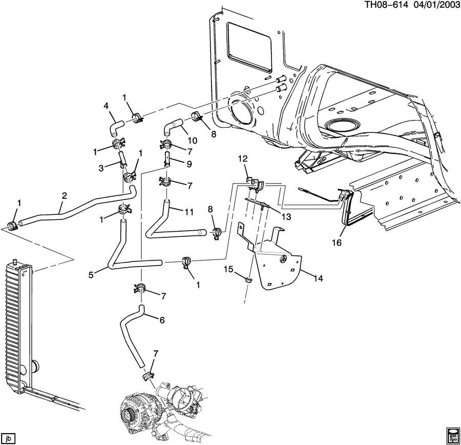 heater wiring diagram 2005 topkick