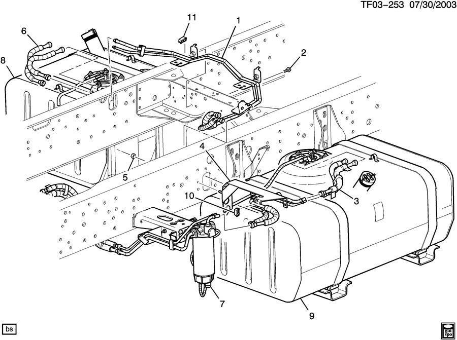 Gmc T8500 Wiring Diagram Wiring Diagram