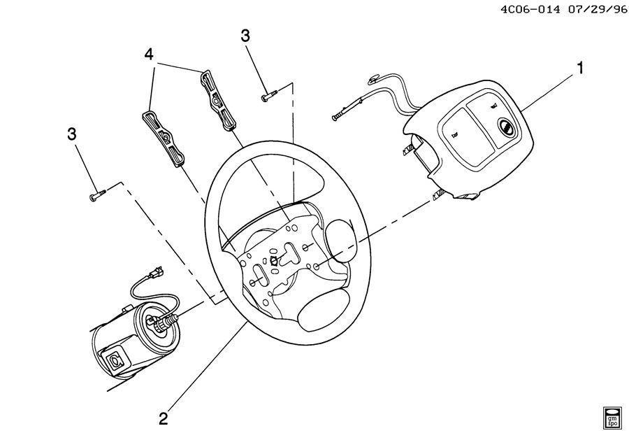 wiring diagram for 1997 buick park avenue