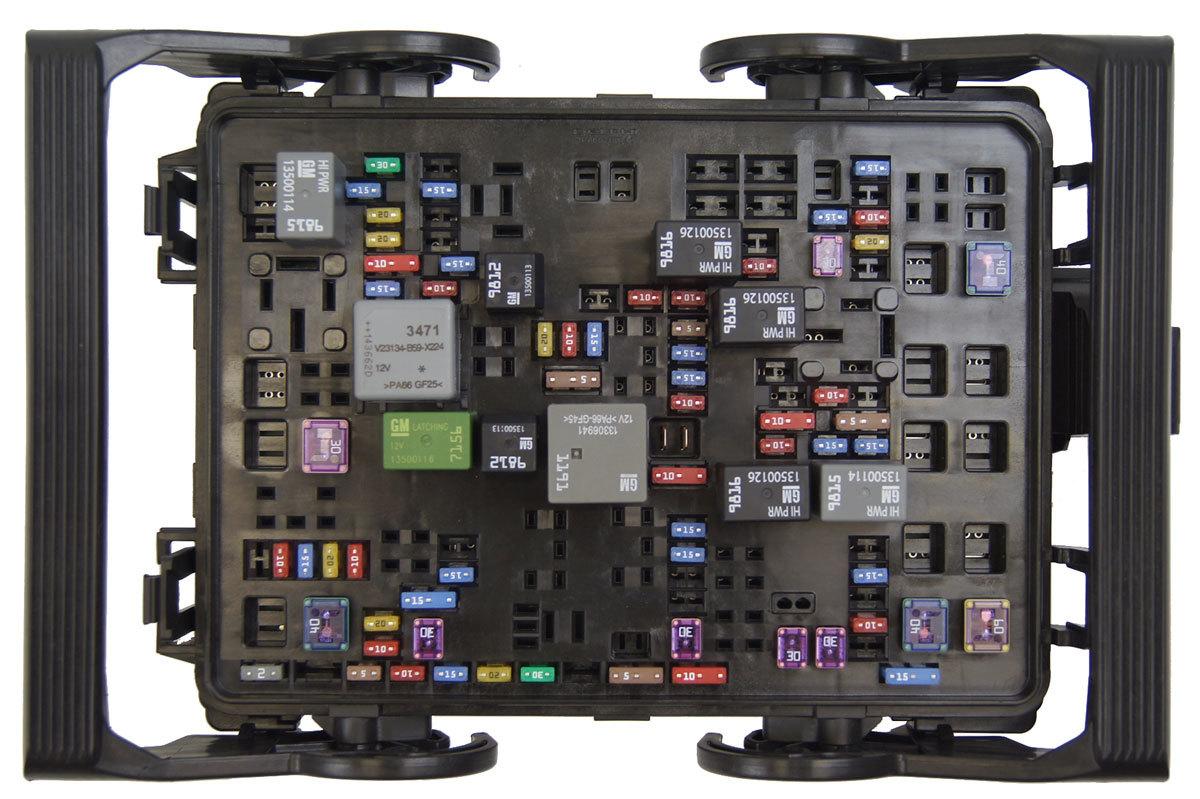 2015 Gm Fuse Box Auto Electrical Wiring Diagram Open 2014 Gmc Sierra Location
