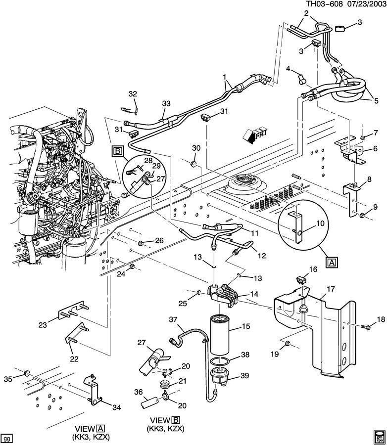 Topkick Gas Diagram Control Cables  Wiring Diagram