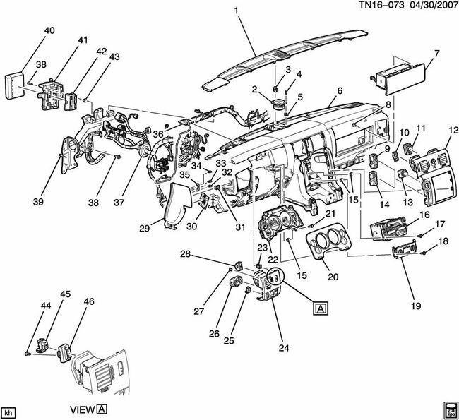 08 Hummer H2 Fuse Box Wiring Diagram