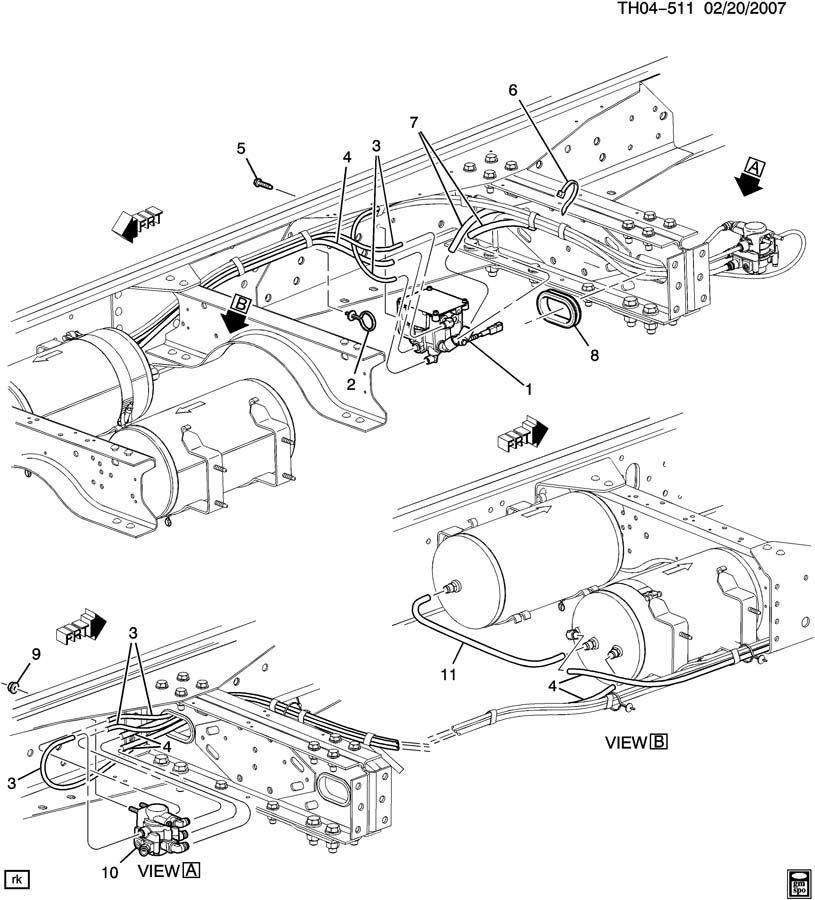 2008 Cadillac Escalade Serpentine Belt Diagram - Wiring Diagram