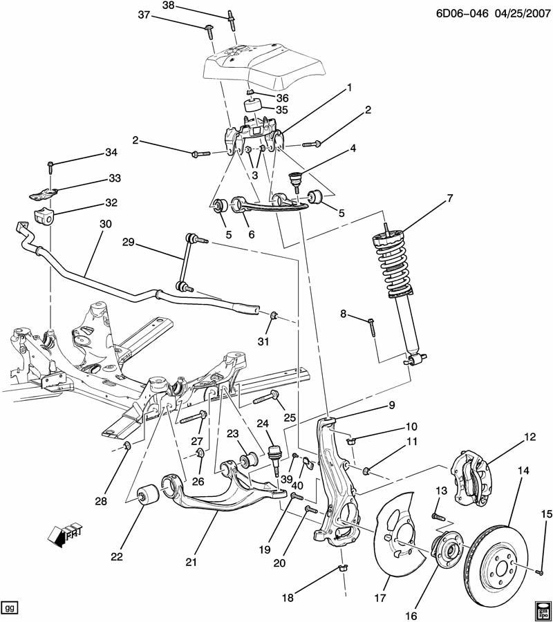 2008 cadillac cts wiring schematics