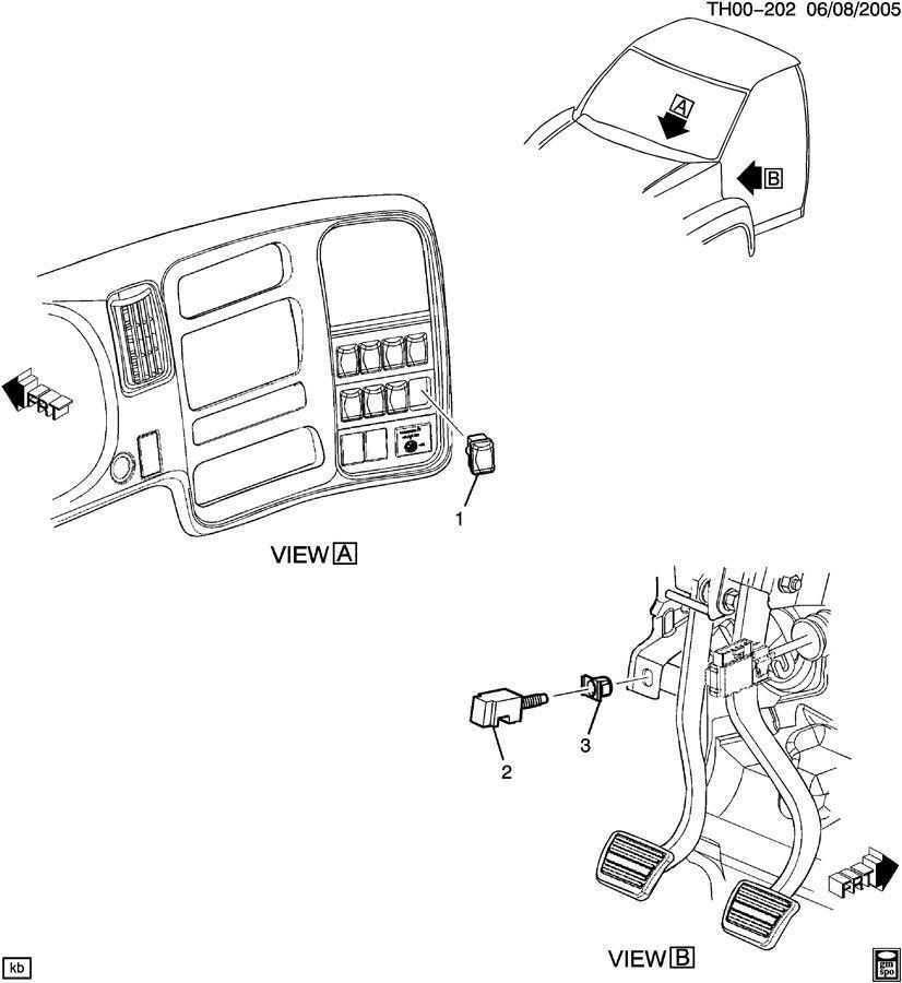 2004 c8500 wiring diagram