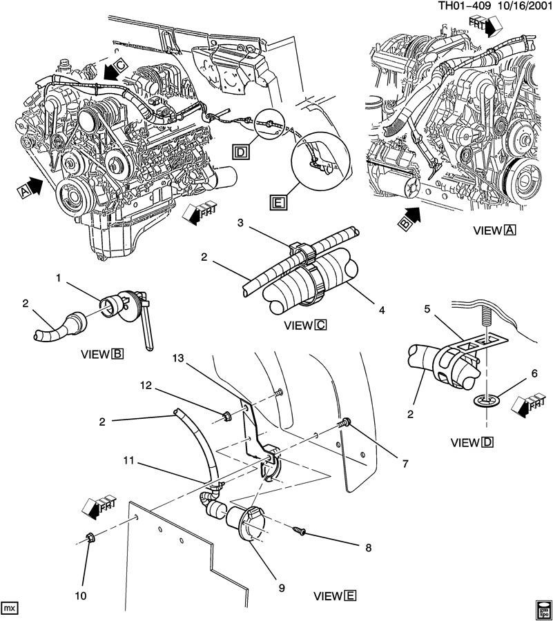 engine wire harness for trucks