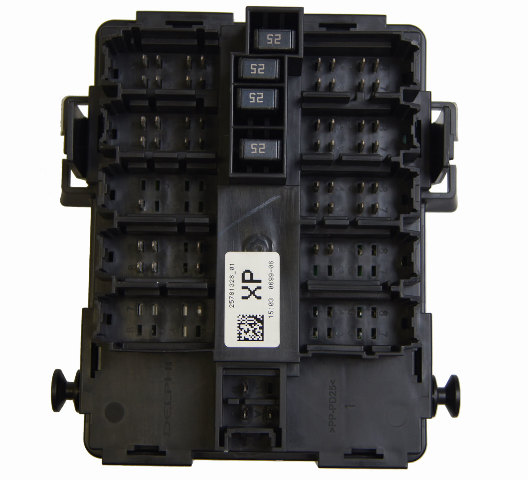 Old home fuse box parts