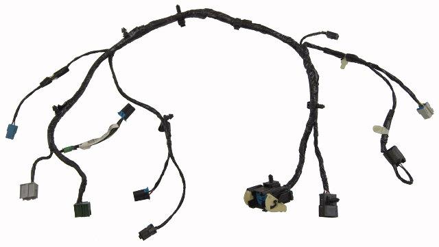 2007 hummer h3 fuel filler assembly