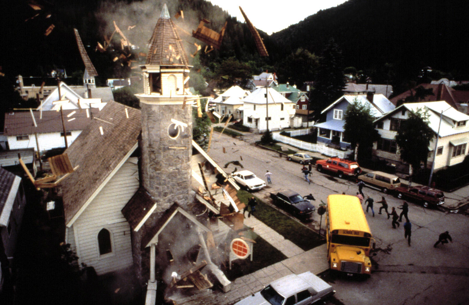 Natural Disasters On Film Fandango