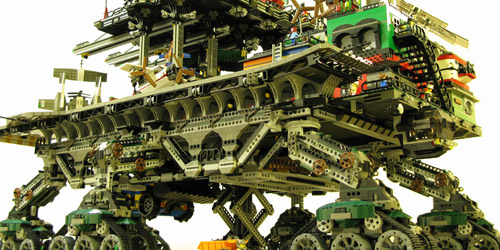 Awesome Lego Constructions That Deserve Their Own Movies Fandango