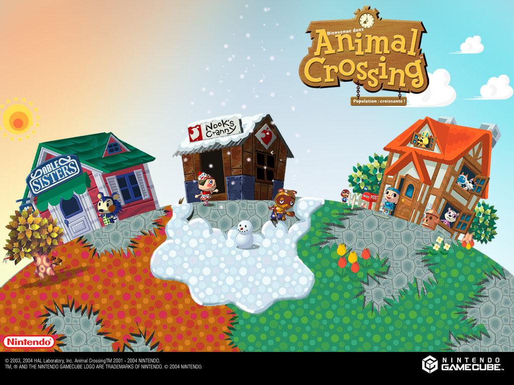 Animal Crossing New Leaf Wallpaper Qr Animal Crossing Animal Crossing Wallpaper 116970 Fanpop