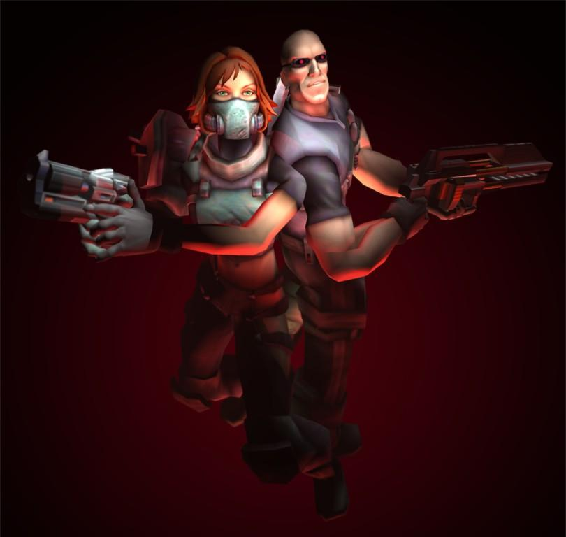 Cute Girl Cartoon Wallpaper Free Download Timesplitters Images Cortez And Hart Hd Wallpaper And