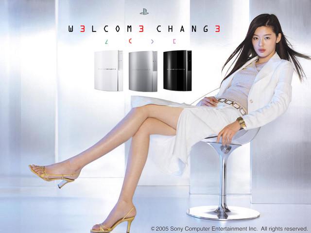My Sassy Girl Korean Wallpaper Being A Man Images Jun Ji Hyun Ps3 Korean Model Wallpaper
