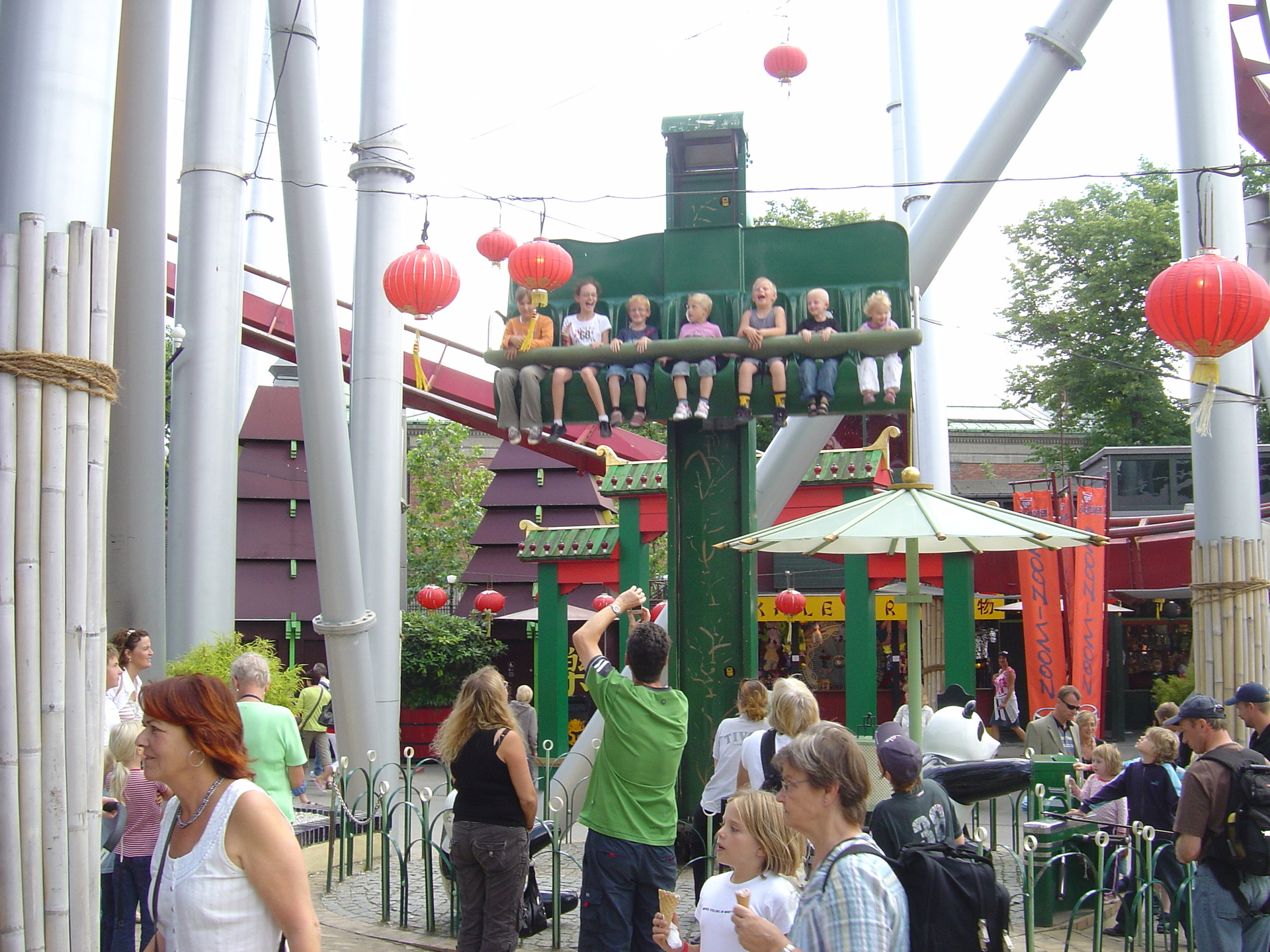 Tivoli Denmark English Tivoli Gardens Denmark Photo 557278 Fanpop