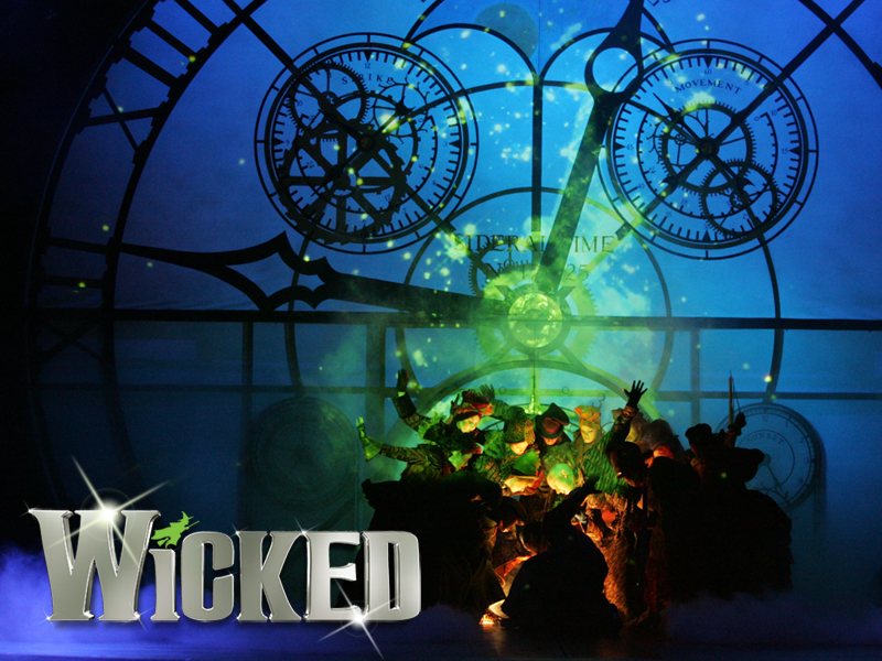 Wicked images Wicked The Musical HD wallpaper and background photos