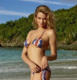 Skylar Diggins Iphone Wallpaper Body Paint Hailey Clauson In Sports Illustrated Swimsuit