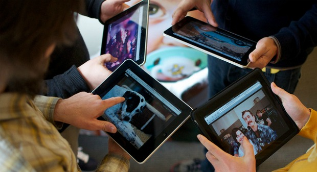 How Tablets Are Revolutionizing The Business/Consumer Relationship - business tablet