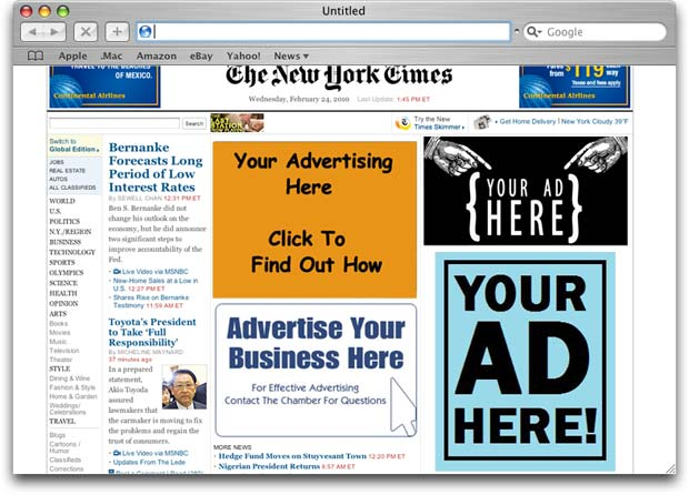 Sign of the Times For Newspapers to Survive, They Must Put Users Firs - online newspaper template