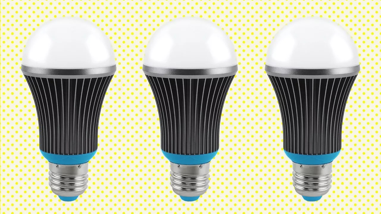 Lightbulb Lights A Smarter Light Bulb That Mimics The Setting Sun