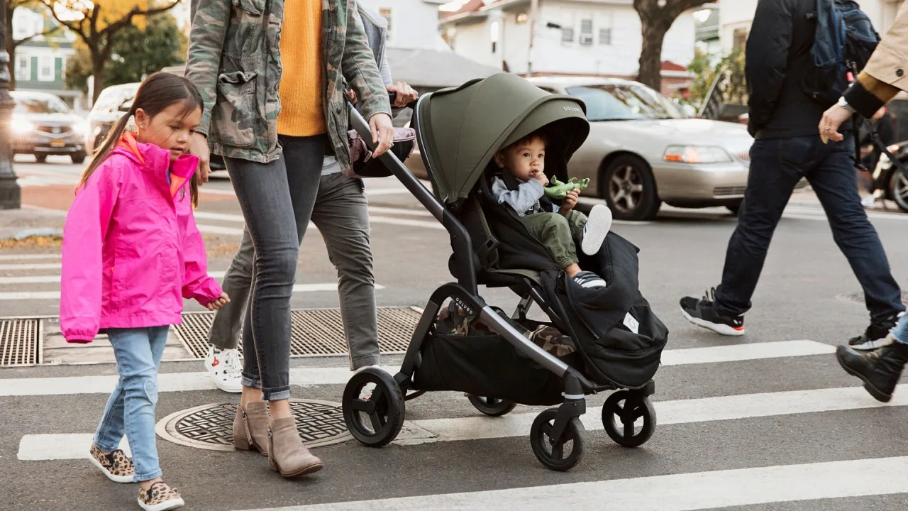 Best Knee Stroller Colugo Launches A Full Size