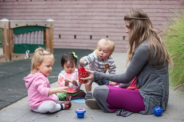 What Will It Take For Employers To Offer On-Site Day Care?
