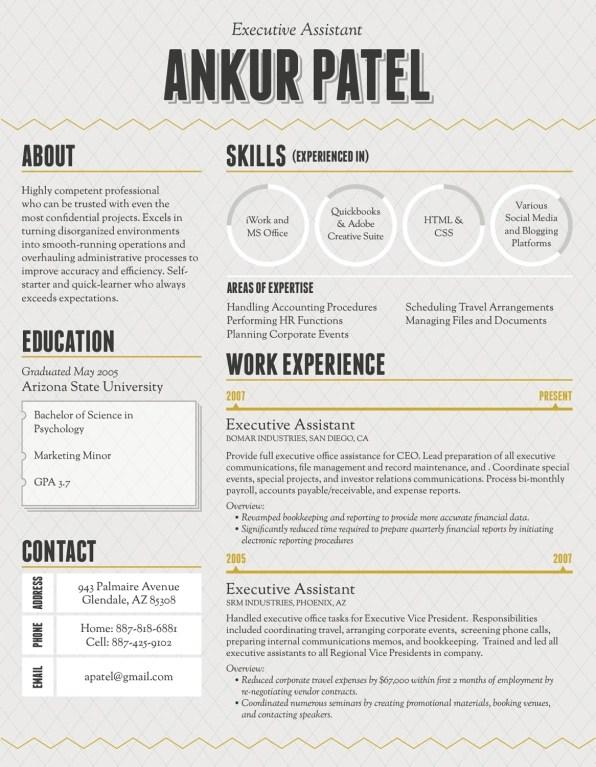 New Service Gives Any Job Seeker A Slick, Custom Resume