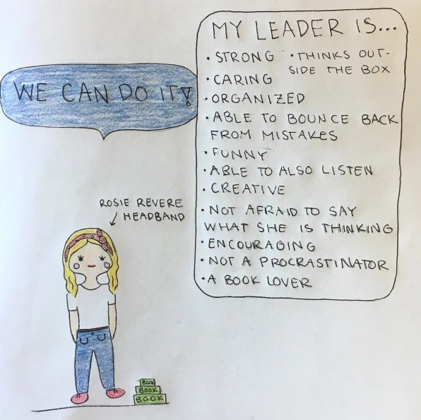 We asked 10 kids to \u201cdraw a leader\u201d\u2013here\u0027s what they did