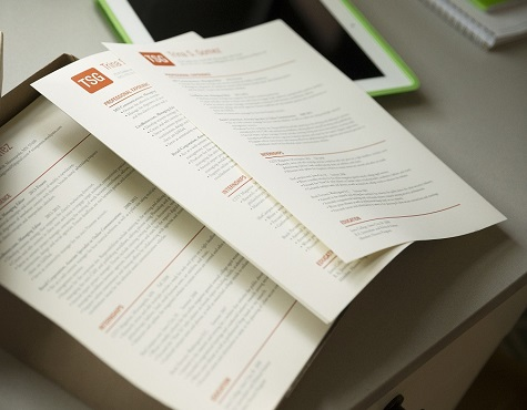 Resume Printing FedEx Office - ivory resume paper