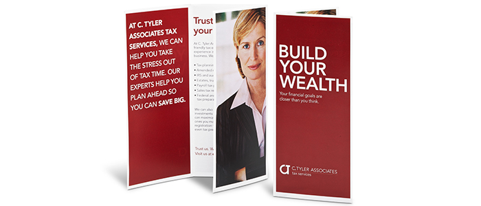 Full Color Brochure Printing Services FedEx Office - services brochure