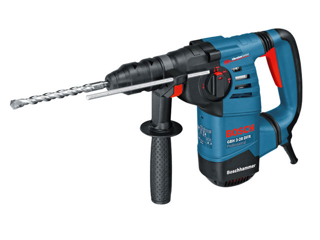 Sds Plus Bosch Gbh328dfr Sds Plus 3kg Rotary Hammer Drill 240v 800w