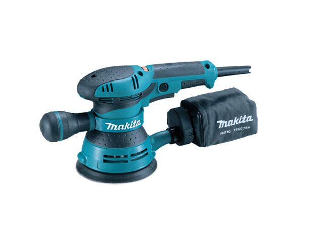 Ponceuse Excentrique Bosch Leroy Merlin Makita Bo5041 110v 125mm Random Orbit Sander