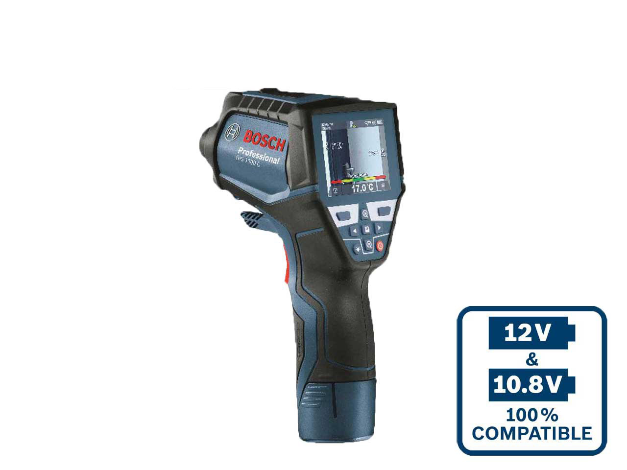 Bosch Detector Bosch Gis1000c Thermo Detector