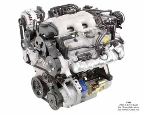 diagram for 2005 pontiac grand am v6 engine