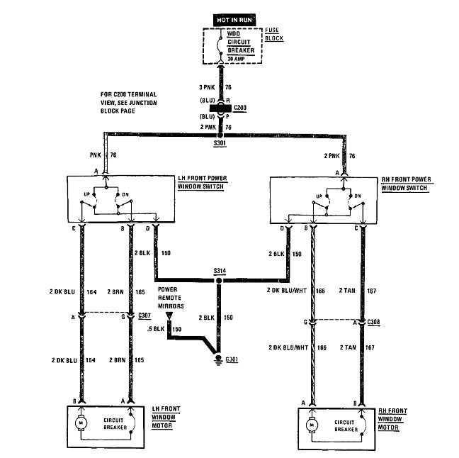 two wire dsl wiring diagram