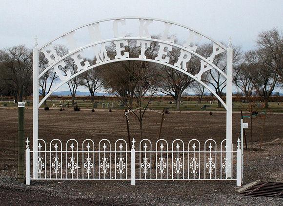Hinckley City Cemetery in Hinckley, Utah - Find A Grave Cemetery