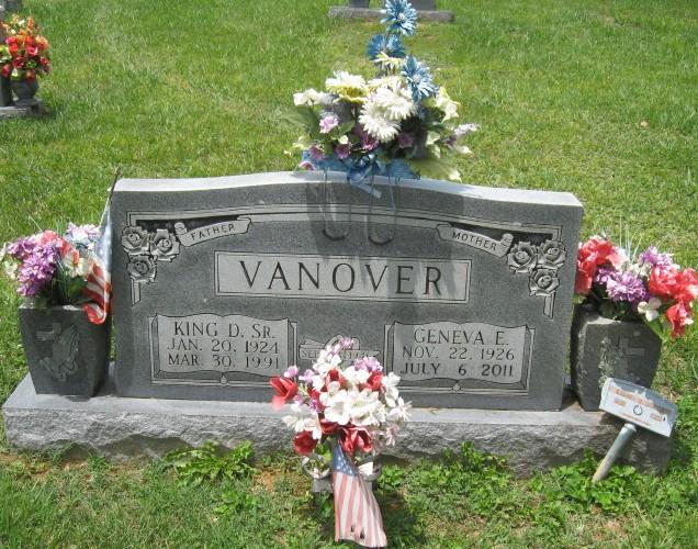 Geneva Elizabeth Trivett Borders (1926-2011) - Find A Grave Memorial