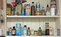 1950's Medicine Cabinet Photograph by Linda Troski