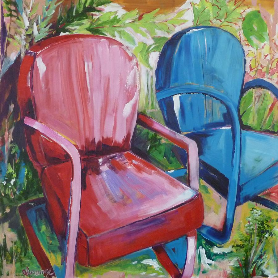 Backyard Chairs Backyard Chairs By Suzanne Willis