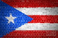 Puerto Rican Flag Art