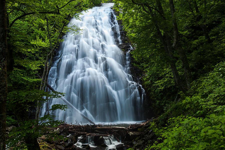 Looking Glass Falls Wallpaper Blue Ridge Parkway Waterfalls Bing Images